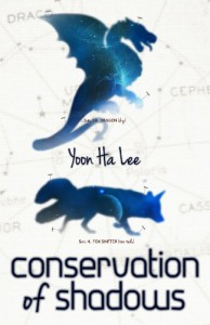Conservation of Shadows - Yoon Ha Lee