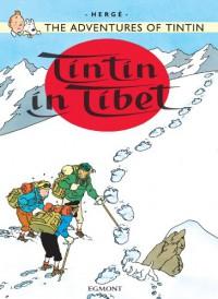 Tintin in Tibet - Hergé