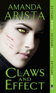 Claws and Effect (Diaries of an Urban Panther, #2) - Amanda Arista