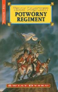 Potworny Regiment (Świat Dysku, #31) - Piotr W. Cholewa, Terry Pratchett