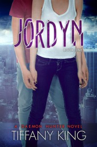 Jordyn (A Daemon Hunter Novel, #1) - Tiffany King