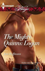 Logan (The Mighty Quinns, #23) - Kate Hoffmann