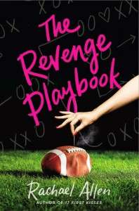 The Revenge Playbook - Rachael  Allen