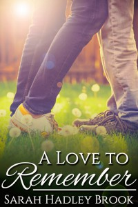 A Love to Remember - Sarah Hadley Brook