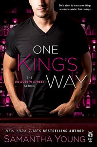 One King's Way: The On Dublin Street Series - Samantha Young