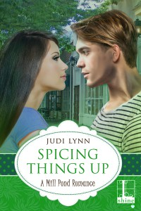 Spicing Things Up - Judi Lynn