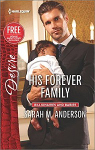 His Forever Family (Billionaires and Babies) - Sarah M. Anderson