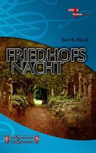 Friedhofsnacht: Die Schrecken von Sahlburg, Band 4, Fantastikserie - Ben B. Black