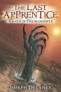 Wrath of the Bloodeye  - Joseph Delaney