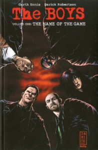 The Boys (Vol. 1) - The Name of the Game - Darick Robertson, Garth Ennis
