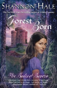 Forest Born  - Shannon Hale