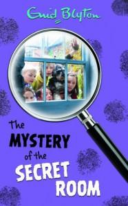 The Mystery of the Secret Room - Enid Blyton
