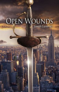 Open Wounds - Joe Lunievicz