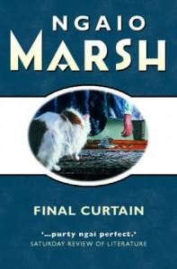 Final Curtain - Ngaio Marsh