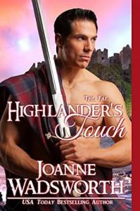 Highlander's Touch - Joanne Wadsworth