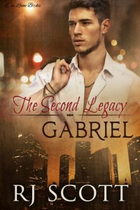 Gabriel (Legacy Series Book 2) - RJ Scott