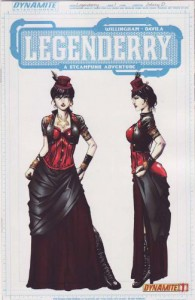 Legenderry A Steampunk Adventure #1 - Bill Willingham