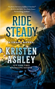 Ride Steady (Chaos) - Kristen Ashley