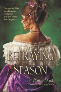 Betraying Season - Marissa Doyle