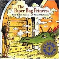 The Paper Bag Princess -