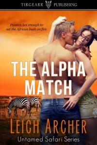 The Alpha Match - Leigh Atcher