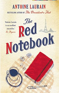 The Red Notebook - Antoine Laurain, Jane Aitken, Emily Boyce