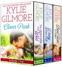 Clover Park Boxed Set Books 1-3 - Kylie Gilmore
