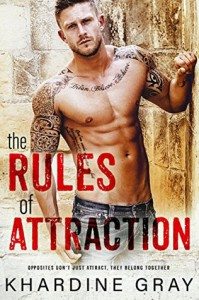 The Rules Of Attraction - Khardine Gray