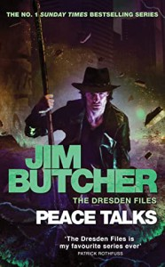 Peace Talks - Jim Butcher