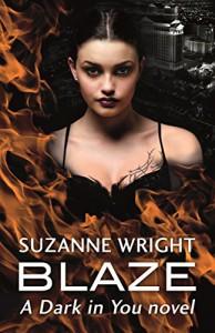 Blaze - Suzanne  Wright