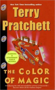 The Color of Magic (Discworld, #1) - Terry Pratchett