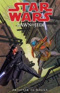 Star Wars: Dawn of the Jedi, Vol. 2 — Prisoner of Bogan - John Ostrander