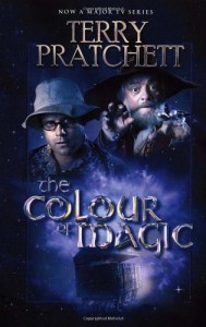 The Colour of Magic Film Tie-In Omnibus (Discworld Novels) - Terry Pratchett