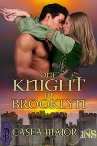 One Knight in Brooklyn (1 Night Stand, #42) - Casea Major