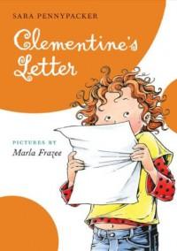 Clementine's Letter - Sara Pennypacker, Marla Frazee
