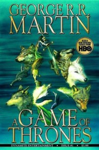 Game Of Thrones #1 - Daniel Abraham, George R.R. Martin