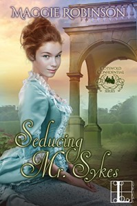 Seducing Mr. Sykes - Maggie Robinson