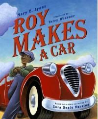 Roy Makes a Car (Aesop Prize (Awards)) by Lyons, Mary E. (2005) Hardcover - Mary E. Lyons