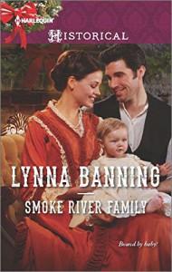 Smoke River Family (Harlequin Historical) - Lynna Banning