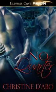 No Quarter - Christine d'Abo