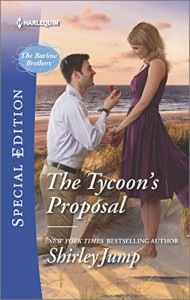 The Tycoon's Proposal (The Barlow Brothers) - Shirley Jump