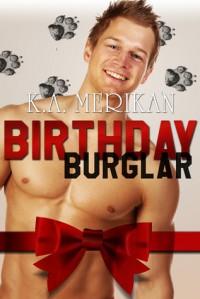 Birthday Burglar - K.A. Merikan