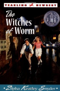 The Witches of Worm - Zilpha Keatley Snyder