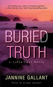 Buried Truth (A Siren Cove Novel) - Jannine Gallant