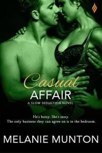Casual Affair - Melanie Munton