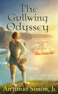 The Gullwing Odyssey (Gullwing, #1) - Antonio Simon,  Jr.