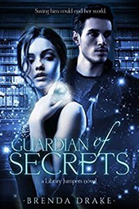 Guardian of Secrets  - Brenda Drake