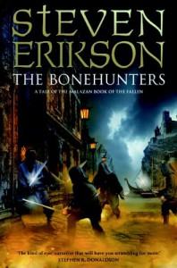 The Bonehunters - Steven Erikson