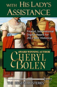 With His Lady's Assistance - Cheryl Bolen