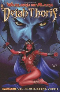 Warlord of Mars: Dejah Thoris Volume 3 - The Boora Witch TP - Robert Place Napton